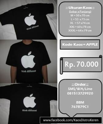 Kaos Distro - Apple