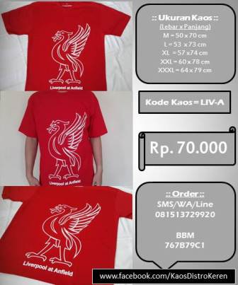 Kaos Distro - Liverpool at Anfield